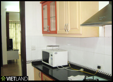 4 bedroom apartment for rent in Ha Noi, Building G02 Ciputra Zone, WestLake Area