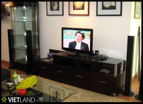 Ciputra 3- Bedroom apartment for rent in Tay Ho district, Ha Noi