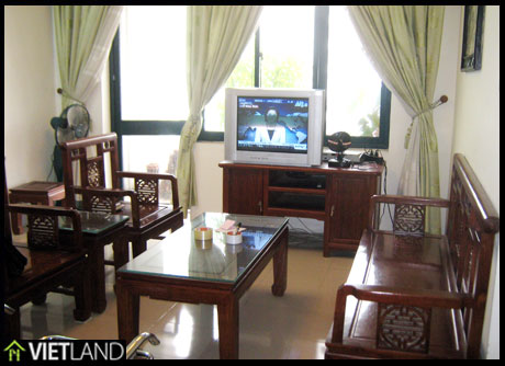 3 bedroom apartment for rent in Building M3-M4 Nguyen Chi Thanh Ha Noi