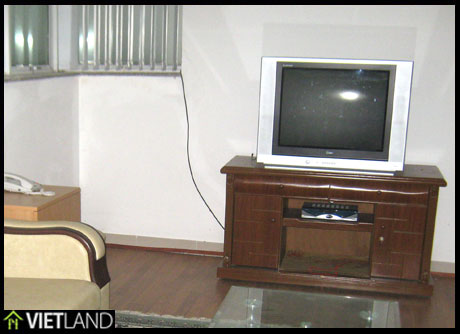 Penthouse apartment with 3 bedrooms for rent in Ciputra Ha Noi