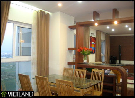 Beautiful apartment with 2 bedroom and lakeview for rent in WestLake Ha Noi