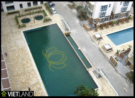1-bedroom apartment with brand new furniture in Golden West Lake Building leasing now
