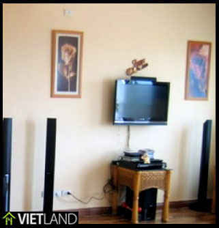 Apartment with 3 bedrooms to lease in Ha Noi Ciputra now