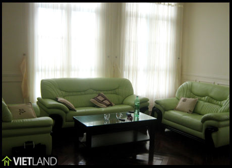 Beautiful apartment with 3 large bedroom for rent in The Manor, Tu Liem, Ha Noi