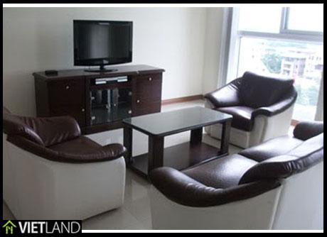 3- Bedroom apartment near Ciputra for rent in Ha Noi