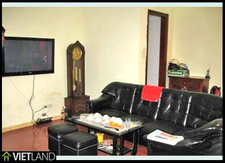 Apartment with 2 bedrooms for rent in Ba Dinh District, Ha Noi