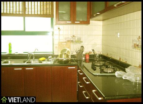 Apartment for rent in Building 24T2 Ha Noi
