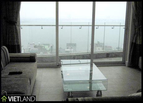 Brand new apartment for rent in Golden WestLake, facing to West Lake, Ha Noi