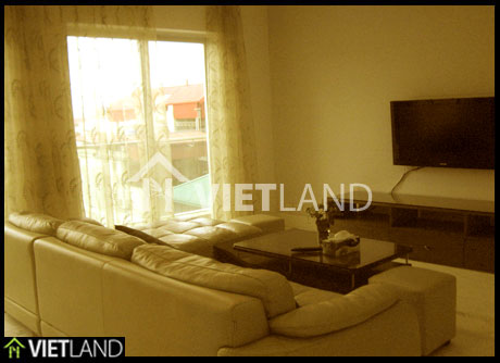 Golden WestLake, view to West Lake brand new apartment for rent in Ha Noi