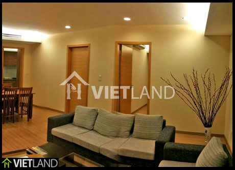 3-bedroom apartment for rent in SkyCity, close to Big C Ha Noi