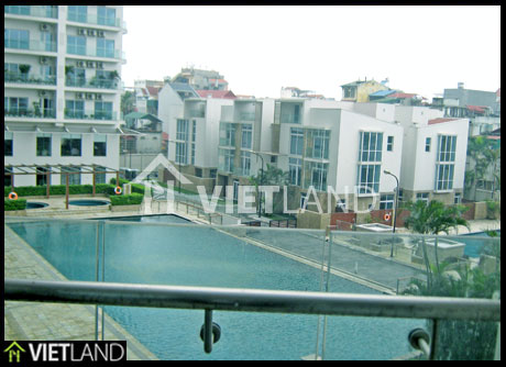Golden Westlake: brand new apartment for rent, Tay Ho District, Ha Noi