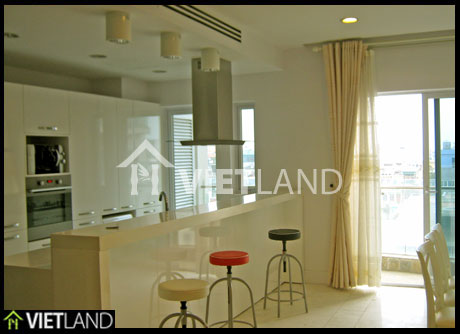Golden Westlake: brand new apartment for rent at 3 beds, full furnished