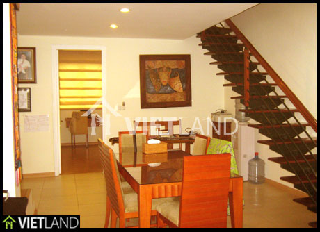 Nice penthouse in Ciputra: 3 bedroom apartment for rent on 20th floor, Ha Noi