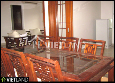 Large apartment with 4 bedrooms for rent in Block G03 Ciputra, Ha Noi