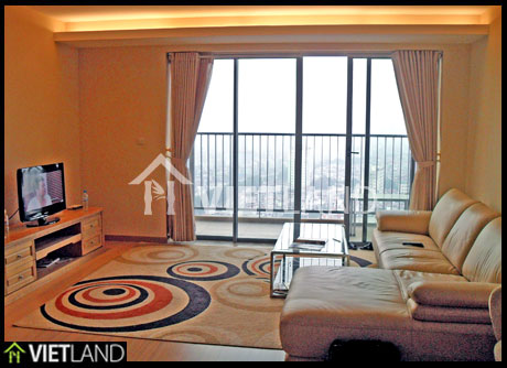 Brand new apartment for rent in Building SkyCity – 88 Lang Ha Street, Ha Noi