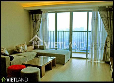 SkyCity new building-Apartment for rent in Dong Da district, Ha Noi