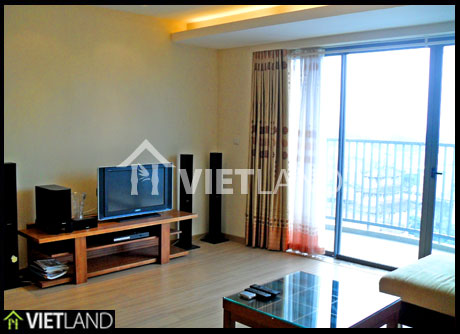SkyCity: Elegant apartment for rent in Ha Noi