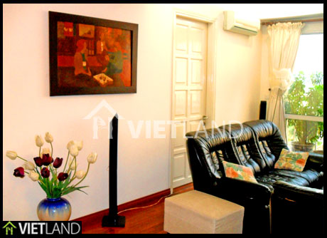 Apartment for rent in Building G02 Ciputra-Westlake area, Tay Ho district, Ha Noi