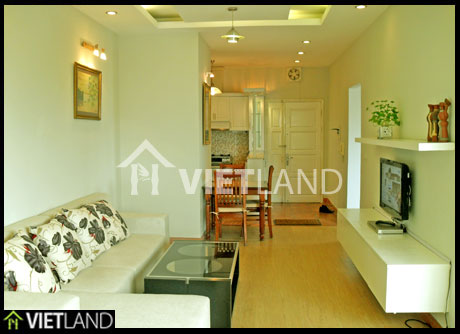 Apartments for rent in HaNoi Building 71 Nguyen Chi Thanh, Ba Dinh district