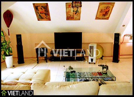 House located near  West Lake for rent in Tay Ho district, Ha Noi
