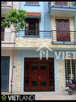 New house for rent in Cau Giay district, Ha Noi