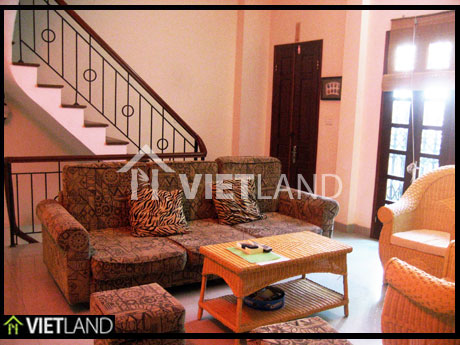 House for rent in Trung Hoa, Cau Giay district, Ha Noi