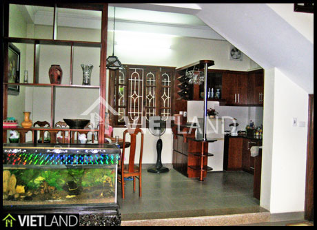 Nice house for rent in west of Tay Ho district, Ha Noi