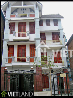 House facing to Nguyen Khanh Toan Road, Cau Giay district