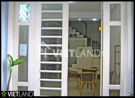 House with 4 bedrooms for rent in Ba Dinh district