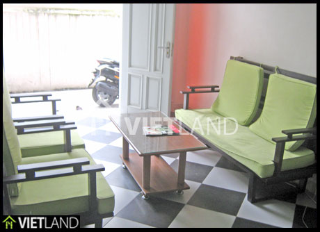 House for rent in Doi Can Street, Ba Dinh district