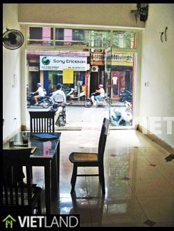 House facing to Hang Cot Street, Old Quarter Zone in Ha Noi
