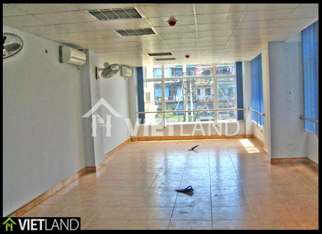 Office space close to the Zoo for rent in Ha Noi