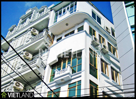 6-Floor building for rent as office located right by Hoan Kiem lake in Ha Noi