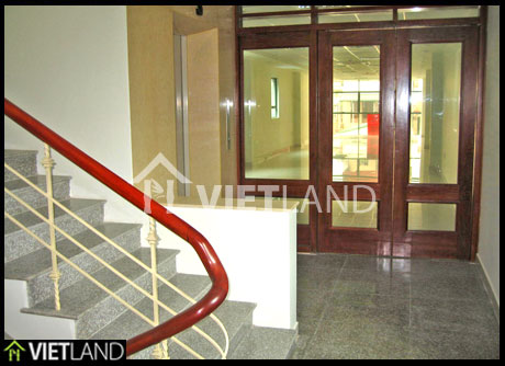 Private building to rent as office, close to VinCom Towers
