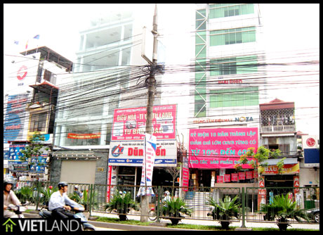 Ha Noi Office Building for rent International Center