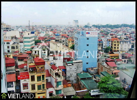 New building for rent as office in Kim Ma street, Ba Dinh district