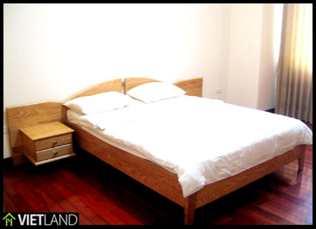 Serviced apartment in DMC building, Kim Ma street