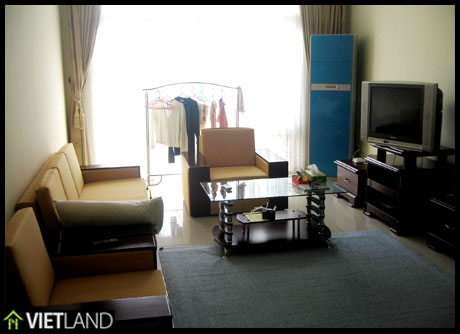 Luxurious apartment for rent in Ba Dinh