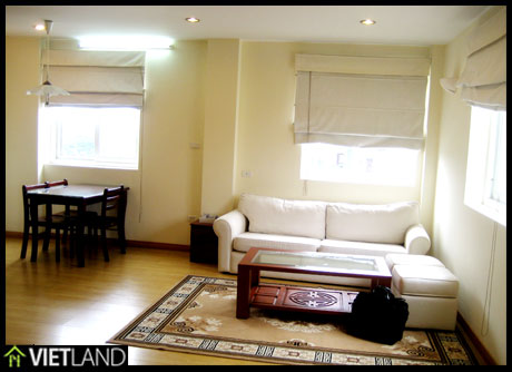 Nice and easy-to-travel serviced apartment for rent in Hai Ba district, Ha Noi