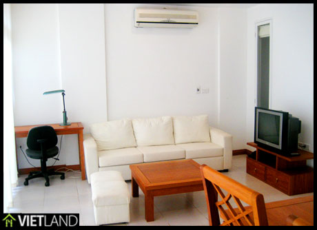 Full serviced apartment for rent in Ba Dinh, close to Ha Noi Zoo