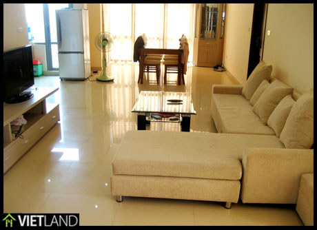 Serviced apartment in Westlake area to rent, Ha Noi