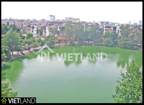Elegant Suites: 123m2 large apartment with 2 bedrooms for rent in Tay Ho Westlake, Ha Noi