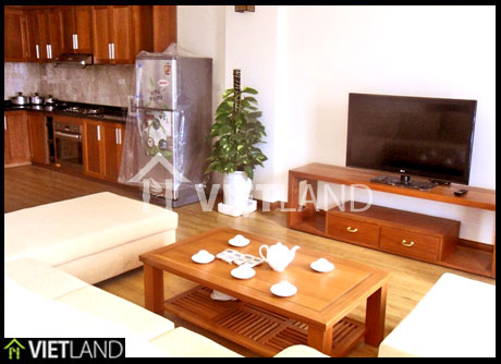 New serviced apartment with 2 bedrooms for rent in Doan Ke Thien street, Cau Giay district, Ha Noi