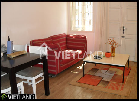 1-bed serviced flat for rent in Hoang Mai district, Ha Noi