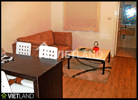 Apartment with serviced for rent in Hoang Mai district, Ha Noi