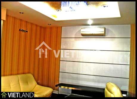 Brand new serviced apartment for rent in Hai Ba district, Ha Noi
