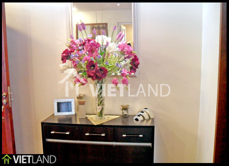 WestLake serviced apartment for rent in To Ngoc Van street, Tay Ho district, Ha Noi