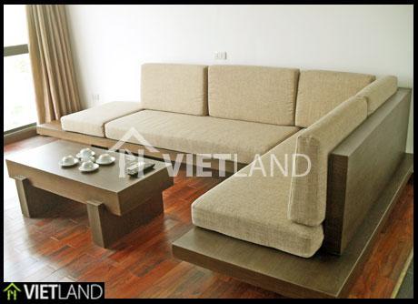 Ha Noi city, WestLake area, Dang Thai Mai street, serviced apartment for rent in Ha Noi