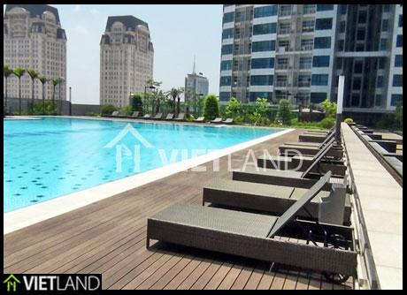 Apartment with full service for rent Calidas Building, Tu Liem district, Ha Noi