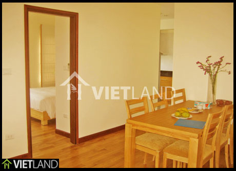 Serviced apartment for rent in Atlanta Residence, Ha Ba district